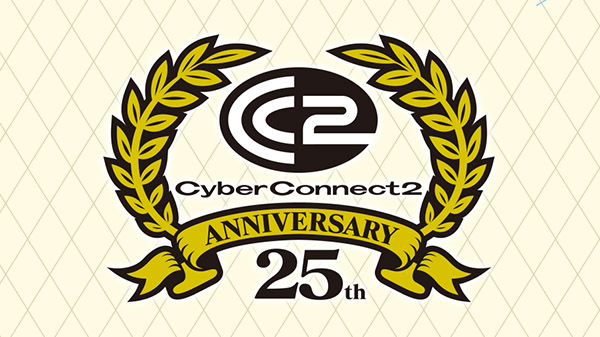 CyberConnect2 launches 25th anniversary website