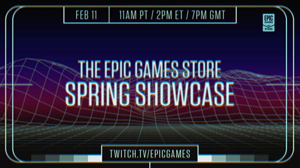 Epic Games Store Spring Showcase 2021
