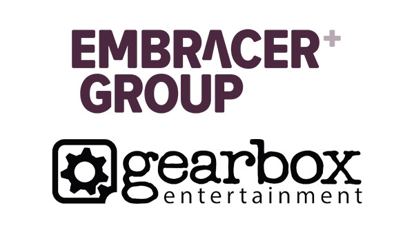 Embracer Group x The Gearbox Entertainment Company