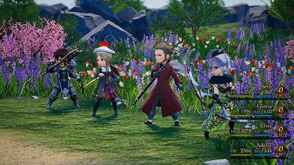Famitsu Review Scores: Issue 1682 - Bravely Default II