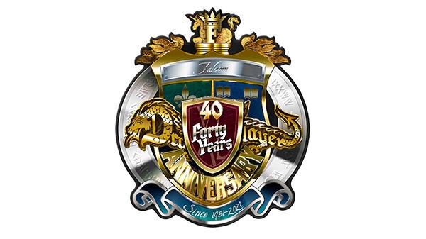 Falcom 40th anniversary