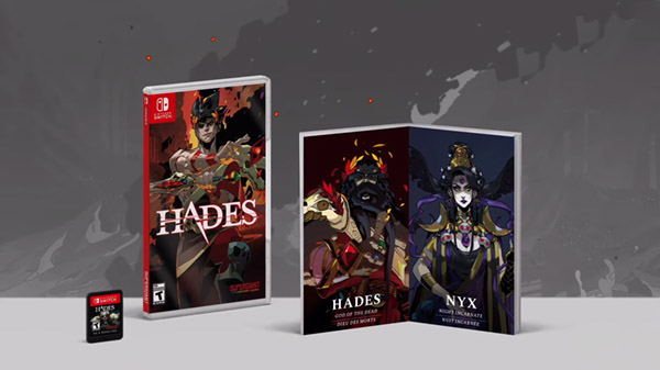 Hades for Switch