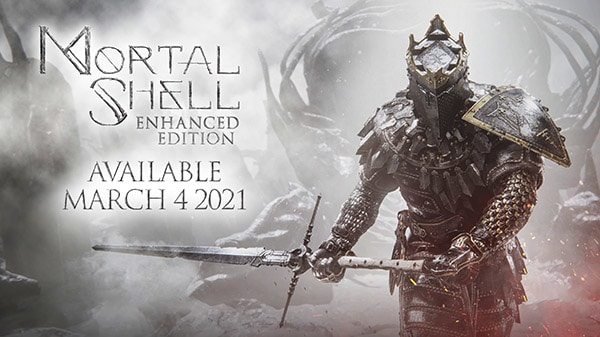 Mortal Shell: Enhanced Edition coming to PS5, Xbox Series on March 4 - Gematsu
