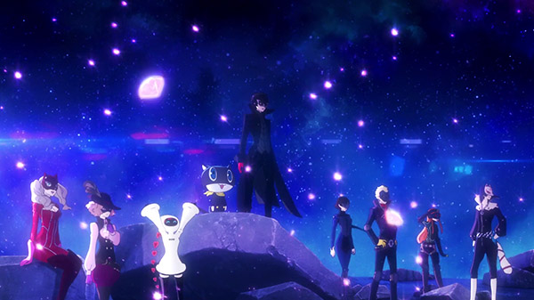 Persona 5 Strikers 'Liberate Hearts' trailer
