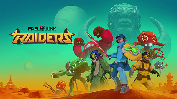 PixelJunk Raiders