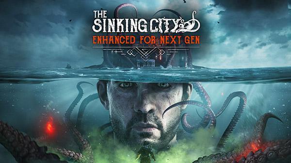 The Sinking City PS5 cover game