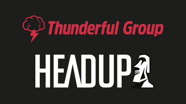 Thunderful Group acquires Headup