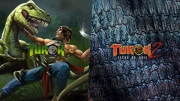Turok and Turok 2: Seeds of Evil