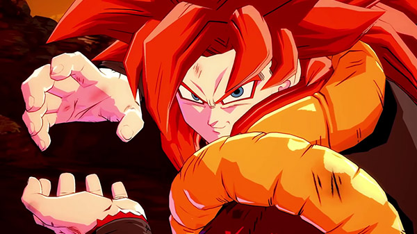 Dragon Ball FighterZ DLC character Gogeta (SS4) launches March 12