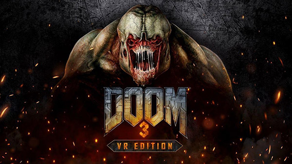 DOOM 3: VR Edition announced for PlayStation VR