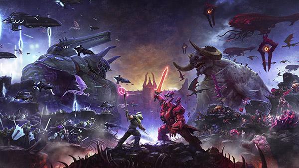 DOOM Eternal DLC 'The Ancient Gods, Part Two'