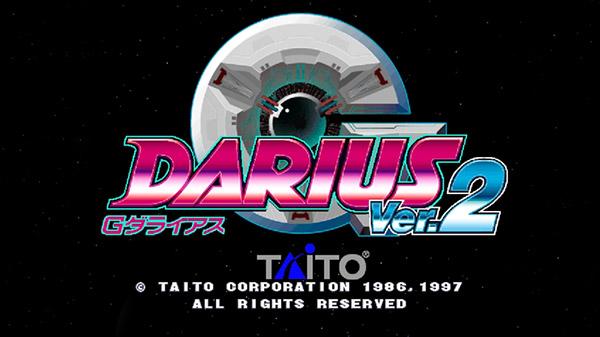 G-Darius Ver. 2