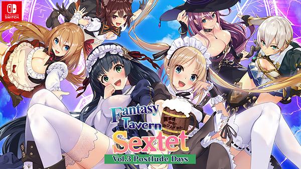 Fantasy Tavern Sextet Vol. 3: Postlude Days