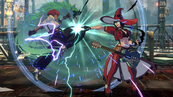 Guilty Gear: Strive