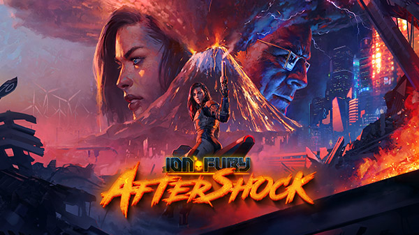Ion Fury expansion 'Aftershock'