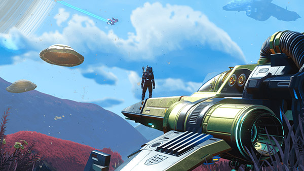 No Man's Sky 'Expeditions' update now available