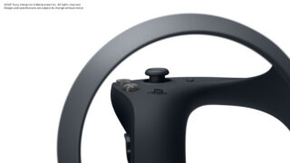 Next-Gen VR System for PS5 Controller