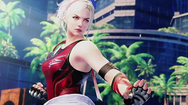 Tekken 7 DLC character Lidia Sobieska