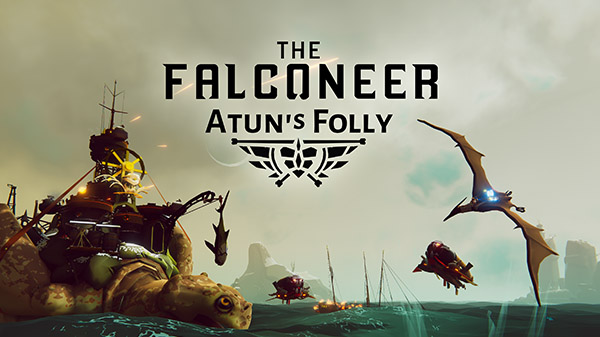 The Falconeer 'Atun's Folly' update now available
