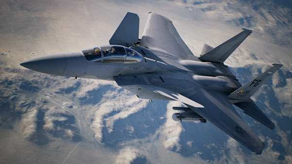 Ace Combat 7: Skies Unknown '25th Anniversary DLC: Experimental Aircraft Series'