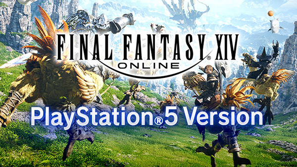 Final Fantasy XIV for PS5