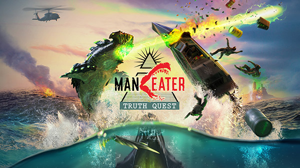 Maneater DLC 'Truth Quest'