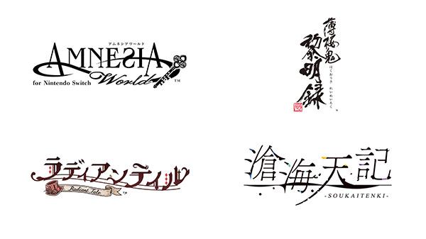 Otomate announces Amnesia World, Hakuoki Shinkai: Reimeiroku, Radiant Tale, and Soukaitenki for Switch