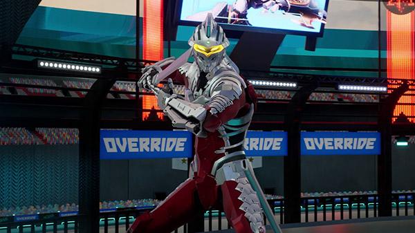 Override 2: Super Mech League DLC character Dan Moroboshi