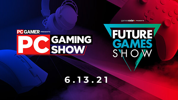 PC Gaming Show 2021 and Future Games Show set for June 13
