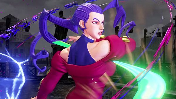 Street Fighter V: Champion Edition DLC character Rose
