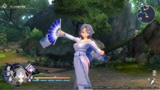 Senran Nin Nin Ninja Taisen Neptune: Shoujo-tachi no Kyouen