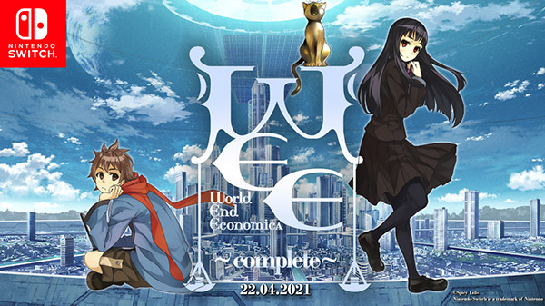 WORLD END ECONOMiCA Complete