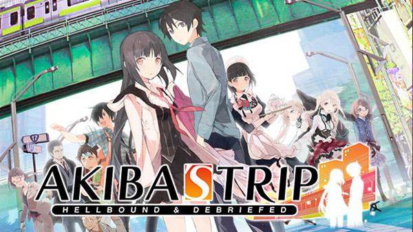 Akiba's Trip: Hellbound & Debriefed