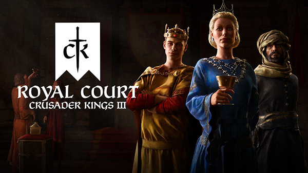 Crusader Kings III expansion 'The Royal Court'