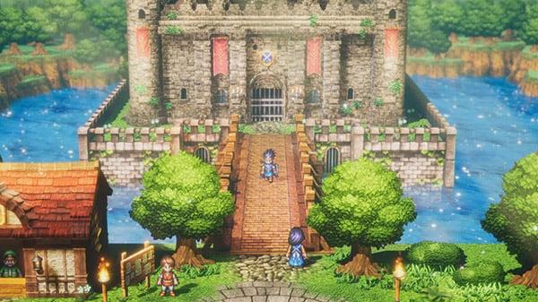 Dragon Quest III HD-2D Remake