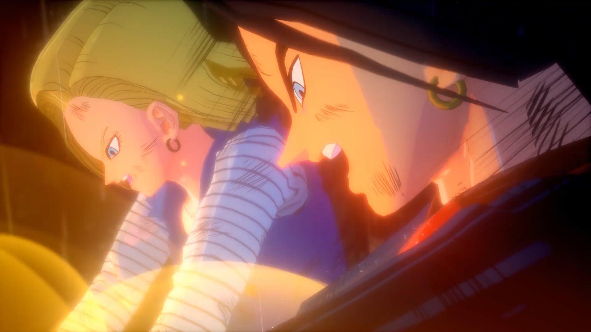 Androides - Dragon Ball Z Kakarot - GamersRD
