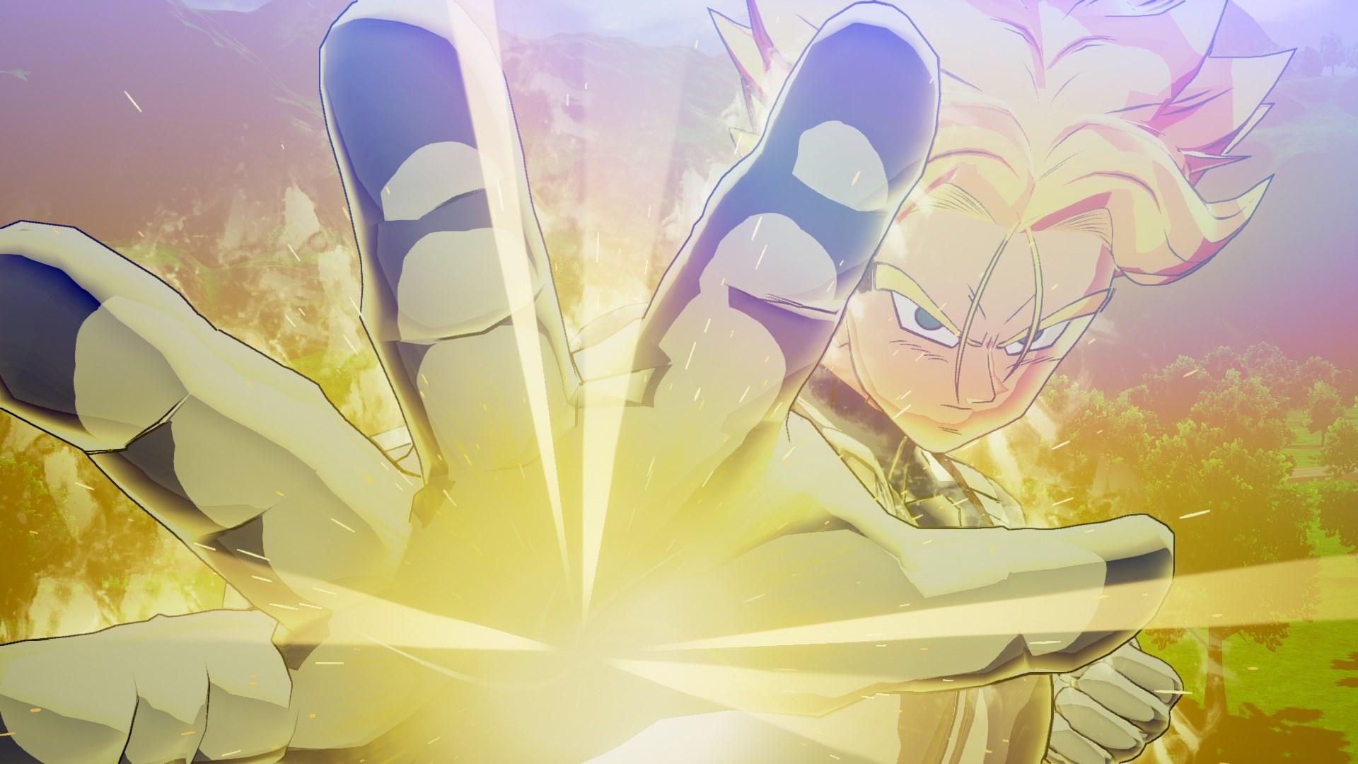 Dragon Ball Z Kakarot Trunks - GamersRD