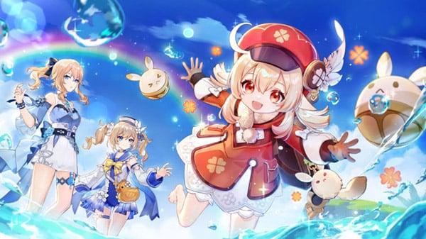 Genshin Impact version 1.6 update 'Midsummer Island Adventure'