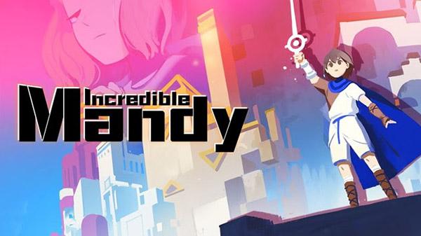 Incredible Mandy