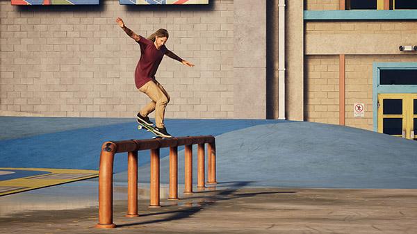Skater profissional 1 + 2 de Tony Hawk