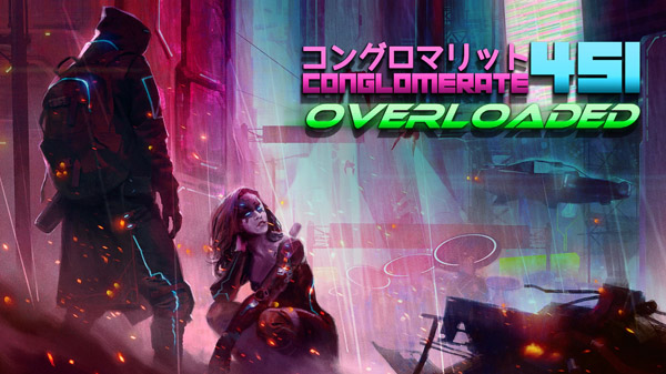 Conglomerate 451: Overloaded