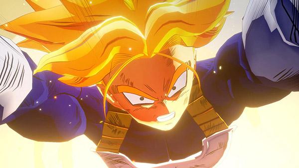 Dragon Ball Z: Kakarot DLC 'Trunks: The Warrior of Hope'