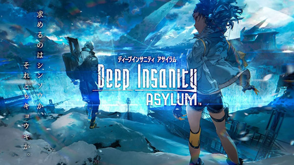 Deep Insanity: Asylum