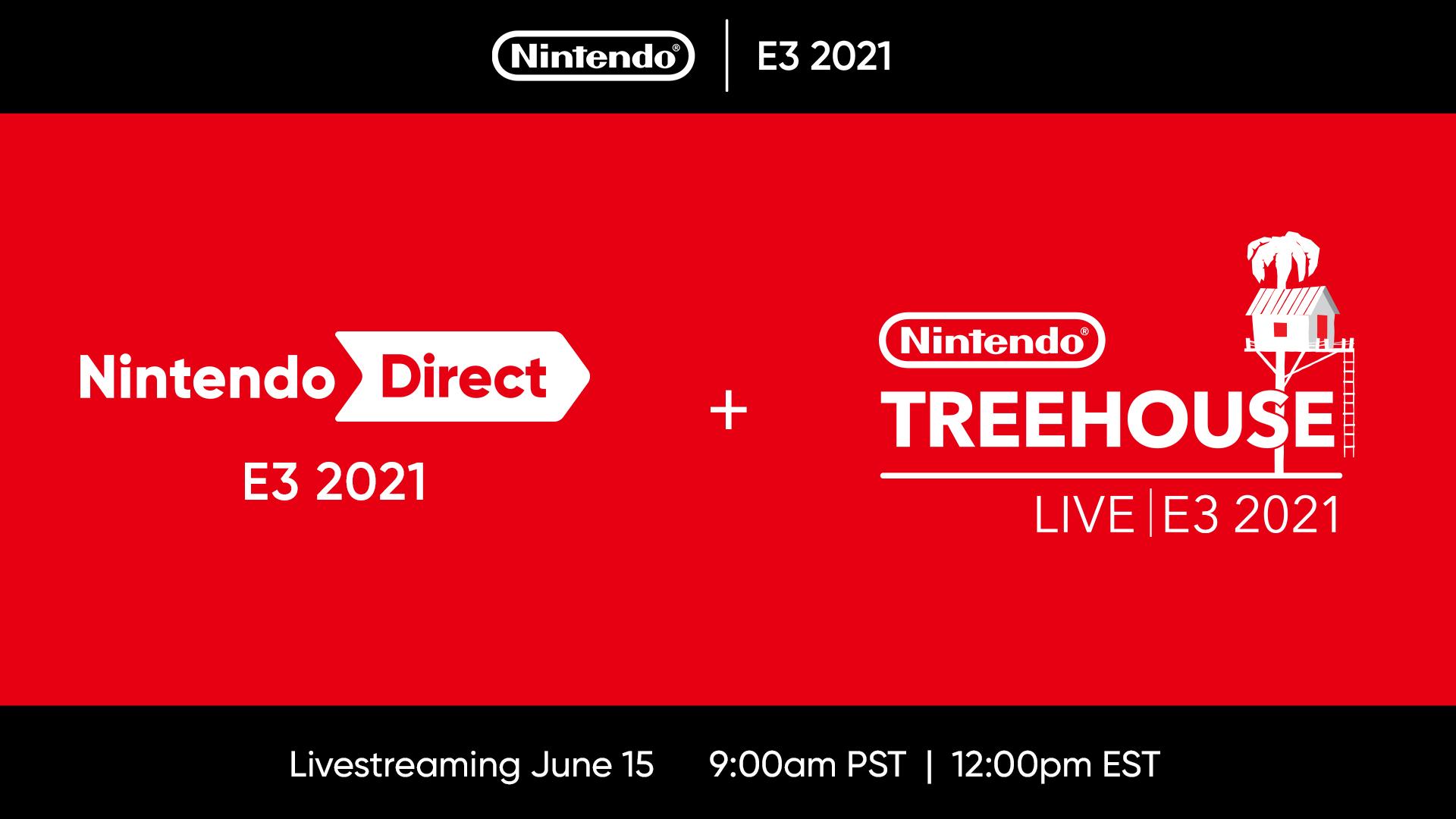 Nintendo Direct: E3 2021 and Nintendo Treehouse Live at E3 2021