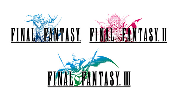 Final Fantasy Pixel Remaster series - Final Fantasy I, II, and III launch July 28