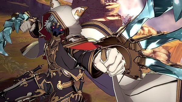 Granblue Fantasy: Versus DLC character Seox