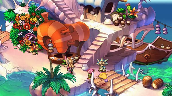 Remaster di Legend of Mana - Gioco pre-lancio