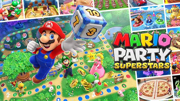 Mario Party Superstars