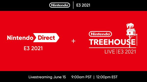 Nintendo at E3 2021