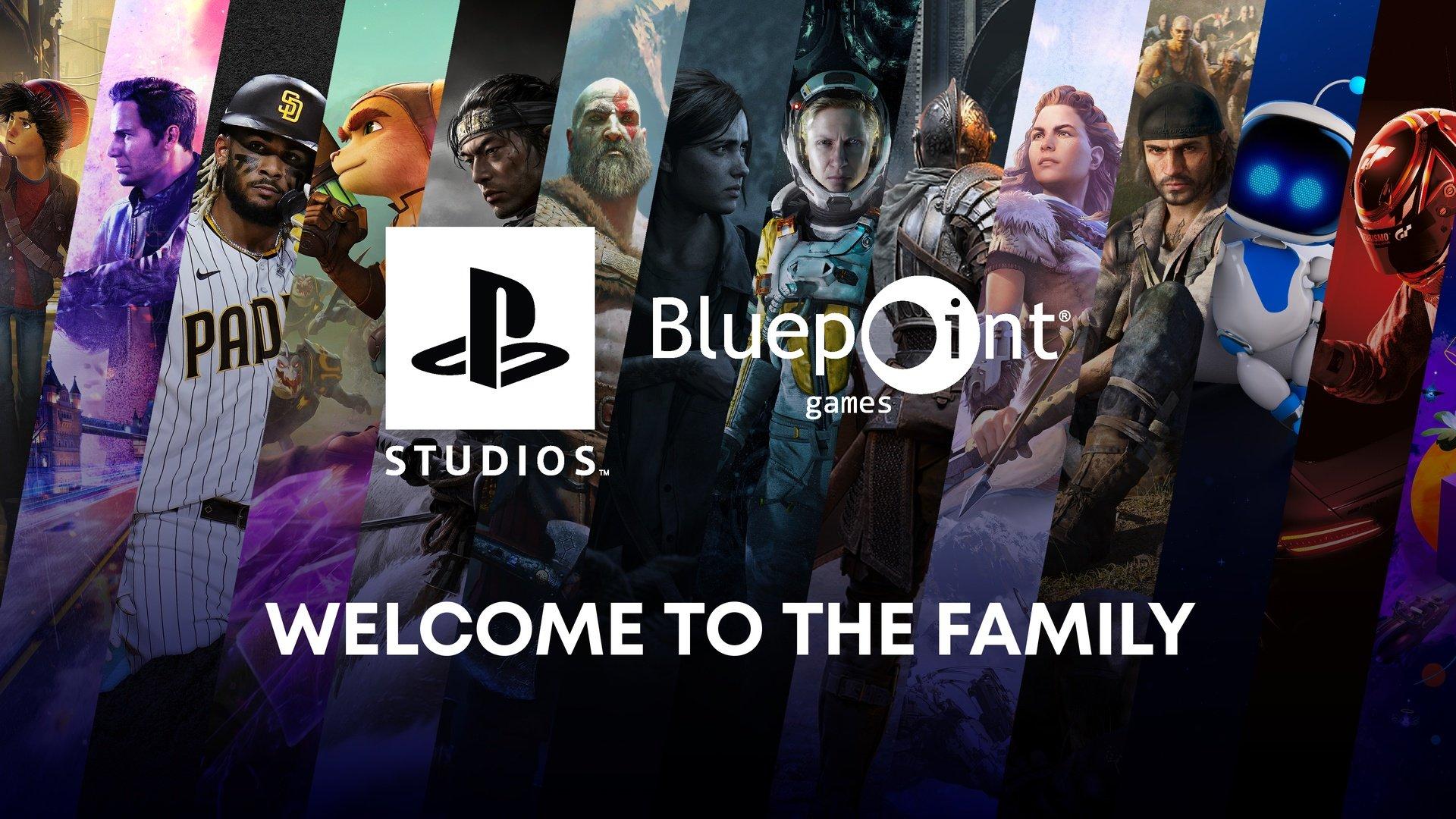 SIE Acquires Bluepoint 06 29 21